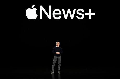Wall Street Journal will stick by Apple News: News Corp CEO