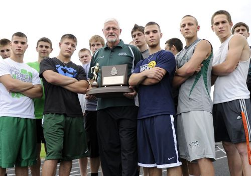 'It's time to pass the baton': Highly successful Riverside track coach Chuck Kotuby retires