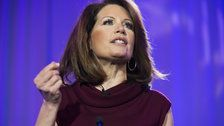 Michele Bachmann Explains Why Everything Donald Trump Has Touched 'Turned To Gold'