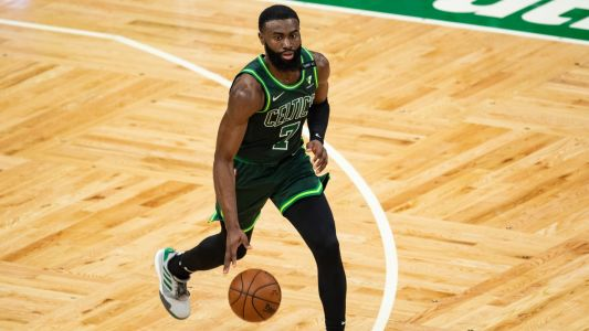 Jaylen Brown injury update: Celtics star out for rest of season with torn wrist ligament
