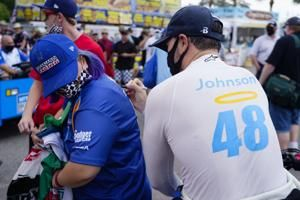Jimmie Johnson to make Indy 500 debut - for NBC Sports