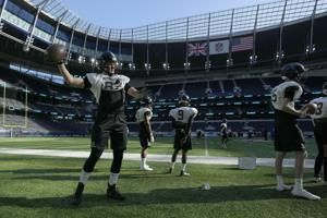 NFL Academy in London eyes games, US college summer camps