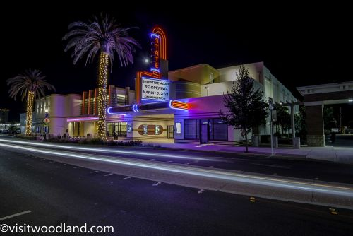 Woodland's State Theatre reopens with Yolo County in red tier