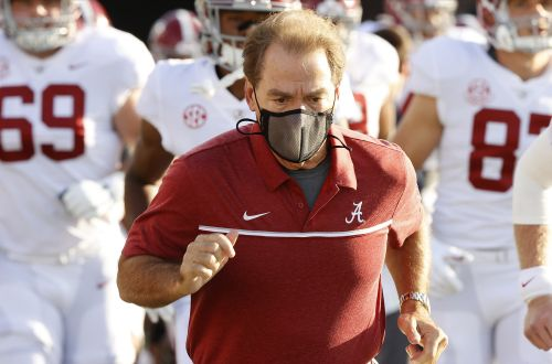 Alabama's Nick Saban cleared to coach after COVID-19 absence