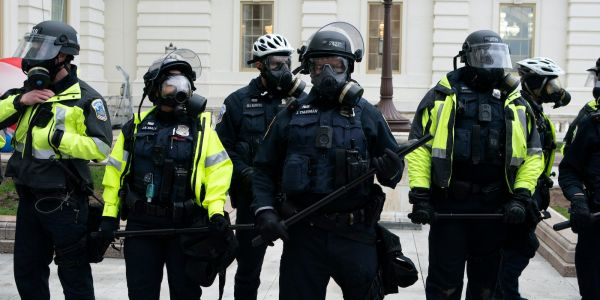 The Capitol police must start looking at itself as a 'protective force' for Congress after the Capitol riot, inspector general says