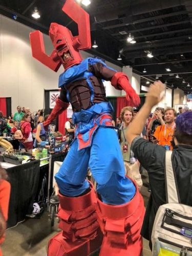 Some of the best cosplay spotted at Denver Comic Con