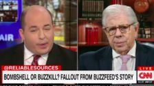 Watergate's Carl Bernstein On BuzzFeed: It's Trump Who Has Been Lying All Along