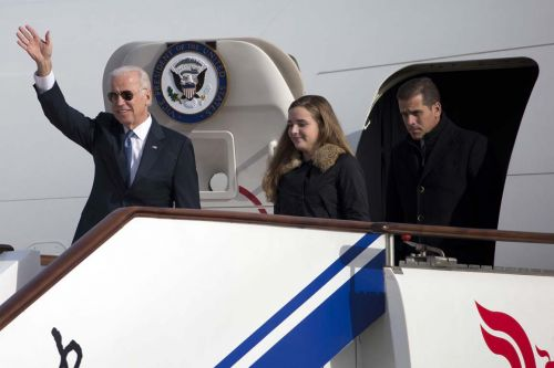 Hunter Biden to step down from board of Chinese company