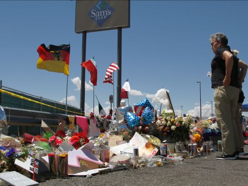 Walmart employees in El Paso, including one who saved dozens in mass shooting, are back at work after the store reopens