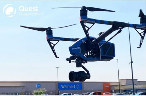 Walmart investing in drone delivery company, with service to start in coming months