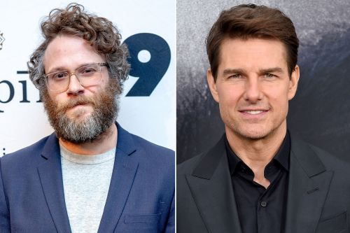 Seth Rogen reveals strange encounter with Tom Cruise