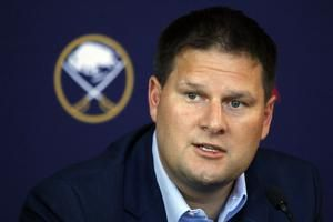 Criticism doesn't alter Sabres GM's plan to build with youth