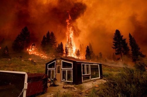 California utility says its equipment may be linked to fire