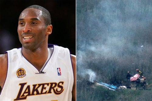 Inside the final flight of the doomed helicopter carrying Kobe Bryant