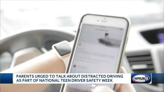 State police urge parents to talk to children about dangers of distracted driving