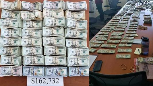 FBI seizes $163K in cash while executing search warrant in Milwaukee