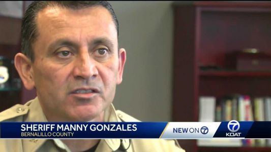 Bernalillo County sheriff to lead national initiative