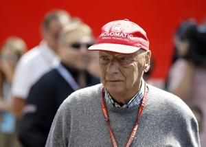 F1 champion and aviation entrepreneur Niki Lauda dies at 70