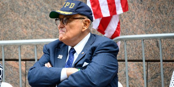 Rudy Giuliani sheds entourage, hires part-time driver in cost-cutting effort amid mounting legal woes: report