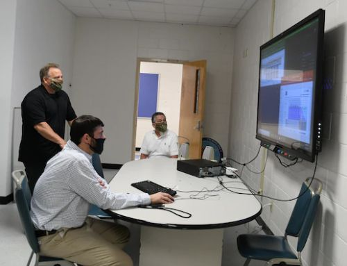 Robins AFB Airmen create robot, big win for entire Air Force