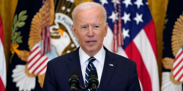 The Biden administration slapped new sanctions on Russia and expelled diplomats over cyberattacks and election interference