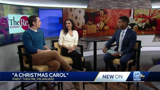 'A Christmas Carol' is back at the Pabst Theater