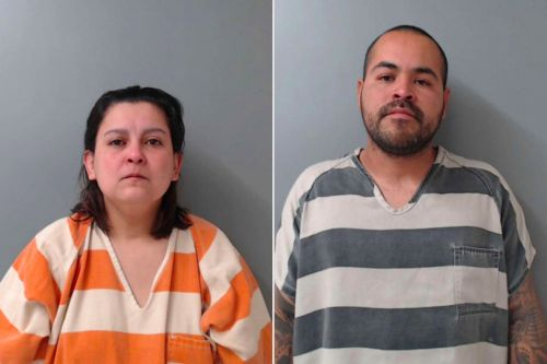 Texas couple accused of throwing daughter's remains in vat of acid