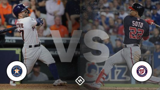 World Series schedule 2019: Date, start time, channel, score for every Astros vs. Nationals game