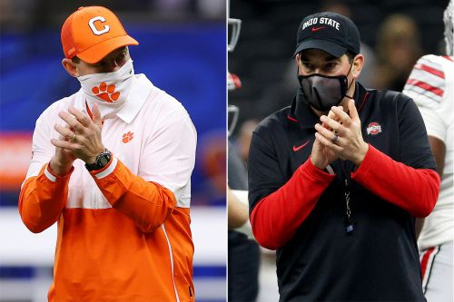 Ryan Day, Dabo Swinney share mutual respect with help from their wives