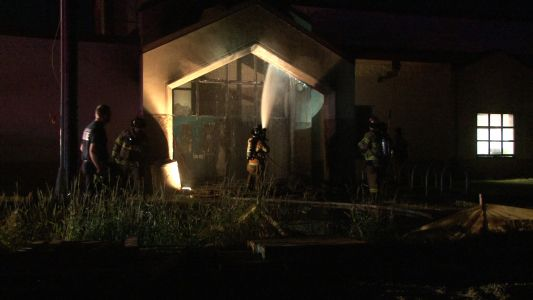 St. Paul's Sanneh Foundation Damaged In Overnight Fire