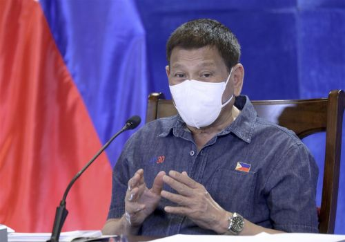 Philippine President Duterte threatens to arrest anyone who refuses to get COVID-19 vaccine