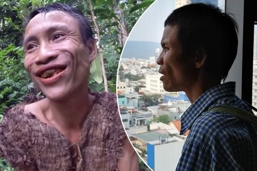 New video shows real-life Tarzan in the modern world