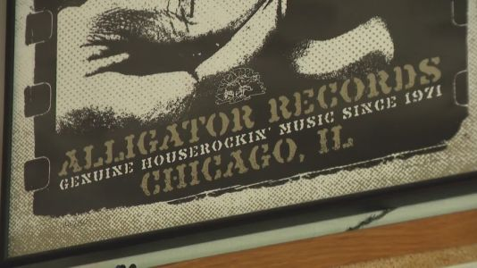 City honors Alligator Records' 50th anniversary with its own day