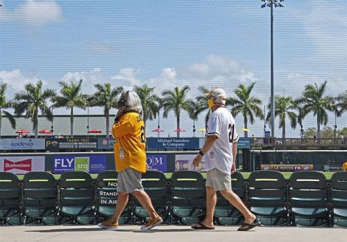 'Who doesn't like baseball?': LECOM Park welcomes fans for Pirates home opener