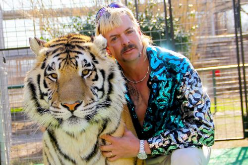 'Tiger King' star ordered to turn over lions' medical records to PETA