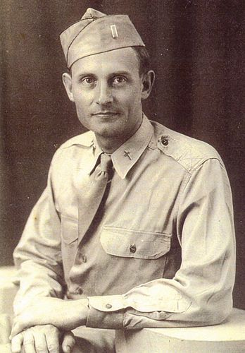 70 years later, a US Army chaplain's remains are found