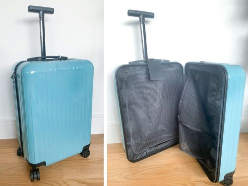 This super lightweight carry-on is perfect for flights with strict weight limits, but it'll set you back $550