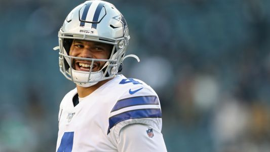 NFL Twitter reacts to Dak Prescott's reported 4-year, $160M contract with Cowboys