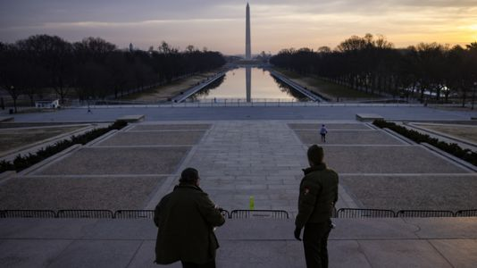 'All Hands On Deck': National Mall Is Closed, As Agencies Fortify D.C