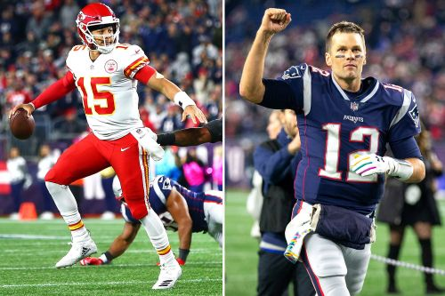 Patrick Mahomes is next face of NFL -even Tom Brady knows it