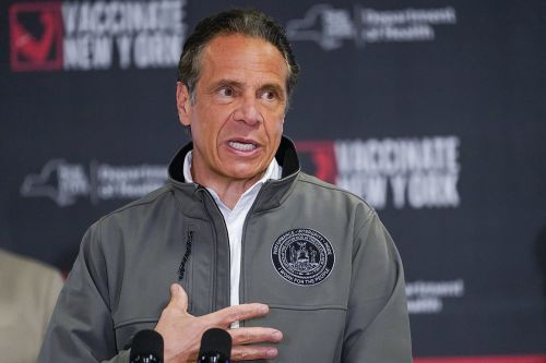 Cuomo gets boost from former Google CEO