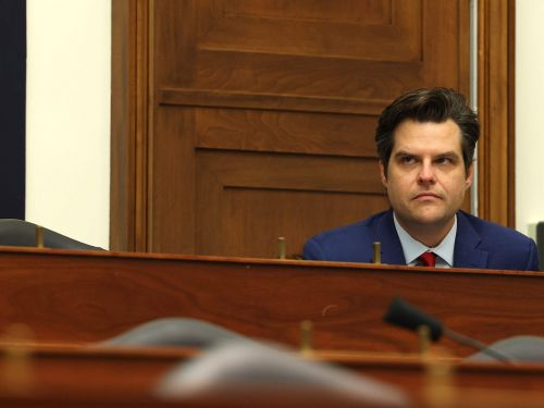 Matt Gaetz's former classmates say he's an embarrassment to William & Mary Law School and should resign