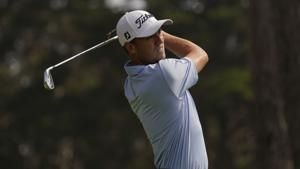 The Latest: DJ takes third-round lead at PGA Championship