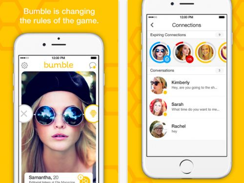 Bumble just publicly filed to go public