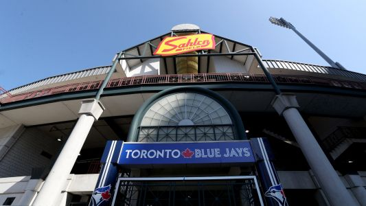 Blue Jays' stadium in Buffalo hosts its first MLB game of 2020