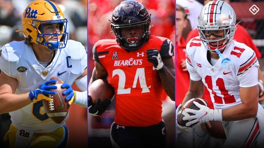 College Fantasy Football: Expert DFS picks, sleepers for Week 8 DraftKings contests
