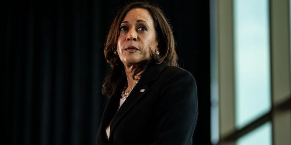 White House officials are 'quietly perplexed' by Kamala Harris' comments on not yet visiting the border, and fear they may overshadow her first foreign trip as VP, report says