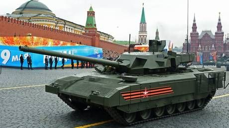 Armata is coming: Russian military to get pilot batch of 'revolutionary' T-14 tanks