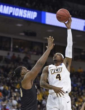 Tall Fall leads ninth-seeded UCF to first NCAA win over VCU
