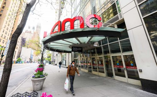 AMC pushes back its movie theater reopening plan by 2 weeks